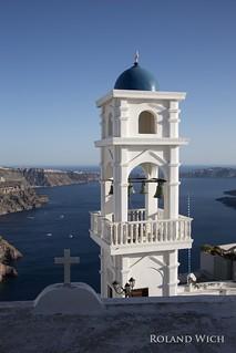 Santorini - Imerovigli