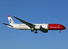 G-CJUL Boeing 787-9 Norwegian Air IK (Keith B Pics) Tags: gcjul 787 dreamliner norwegian roalddahl boeing b7879 keithbpics gatwick lgw egkk