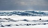 Blue Ice Mound (B2 Photography) Tags: ice lake blueice blue mound sheets michigan shore shoreline lakemichigan up