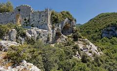 Le fort de Buoux - Vaucluse (Cri.84) Tags: provence vaucluse luberon fort