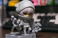 [Good Smile Company]Nendoroid Strength -snow- 03 (lillyshia) Tags: goodsmilecompany gsc nendoroid black★rockshooter blackrockshooter brs strength custompaint
