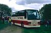 605 BBO: TM Travel, Staveley (originally D401 GHT) (chucklebuster) Tags: 605bbo d401ght tm travel leyland royal tiger doyen badgerline roman city united welsh brewers d829twe spalding