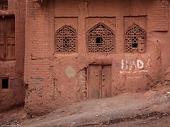 5DSL4440 (qlin zhang) Tags: abyaneh iran isfahan karkas mountain natanz safavid ancient anthropological architectural building red travel trip uniform village