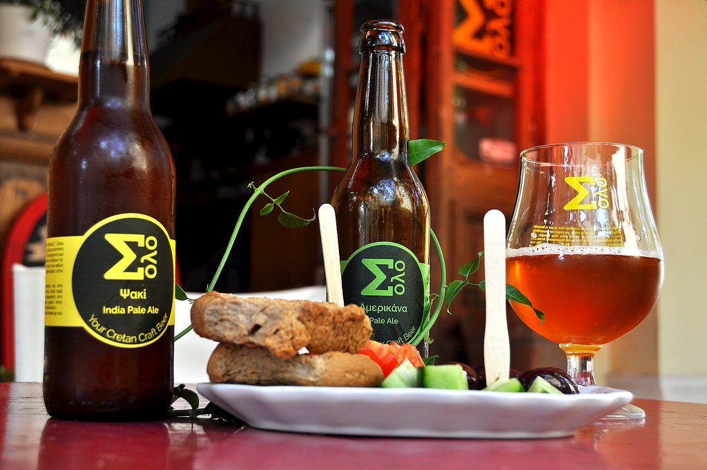Image Result For Chania Craft Beer