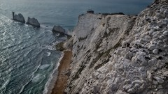 The Needles, Isle of Wight (Steve Brewer Photos) Tags: theneedles needles isleofwight uk chalk geology beach