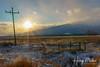 A Winter Sunset (HarryMiller002) Tags: sunset sunburst montana bitterroot mountains leemetcalf bigsky treasurestate