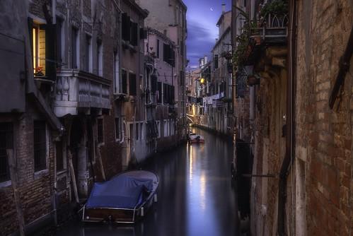 Venetian paths 70(dal Ponte dei scudi Castello)
