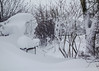 accumulation (lowooley.) Tags: wooley eastallenvalley northernengland snow