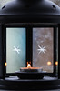 Candle Flame (haberlea) Tags: home athome candle candleflame rotera light window