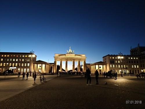 Berlim, Portão de Brandemburgo