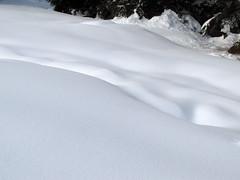 Mehkoba snega / Soft lines of snow (Damijan P.) Tags: zima winter sneg snow pohorje trijekralji slovenija slovenia prosenak