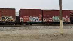 IMG_1432 (jumpsoner) Tags: traingraffiti trains traingraff trainspotting tracksides benching benchingsteel benchingtrains bencher boxcars benchingfreights bgsk benchinhsteel railroadphotography railroad railfan graffiti graffculture freights freightculture freightgraffiti foamer foamers freghtculture