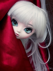 Red (♪Bell♫) Tags: pullip optical alice bell groove doll