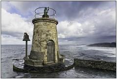 Antiguo Faro del Cabo San Agustín. ORTIGUERA (Germán Yanes) Tags: asturias marinas ortigueira viavélez españa spain faro coaña ortiguera cabosanagustín