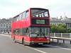 PVL302 - X68 West Croydon (Gellico) Tags: go ahead london bus route x68 west croydon limited stop plaxton president b7tl pvl302