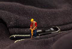 MACRO MONDAYS : ' FASTENERS '  HMM ! (Chris10 H.) Tags: macromondays fasteners hmm littlepeople