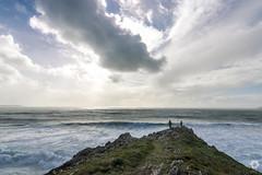 Dalbosc (lelargla) Tags: paysage bzh bretagne tempete storm wave vague france finistere