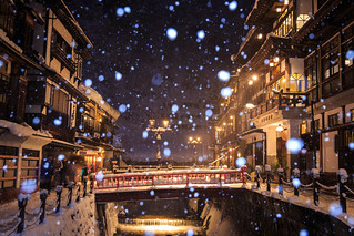 銀山溫泉-下雪版