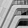 To the right or straight ahead ? (Leipzig_trifft_Wien) Tags: line curve diagonal abstract facade building window monochrome detail architecture structure geometry black white bnw form shape contrast curvy