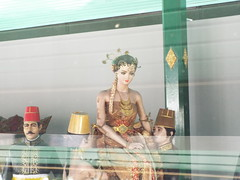 Sultans Palace - Yogyakarta Indonesia (sean and nina) Tags: sultan sultans palace museum yogya yogja yogyakrta indonesia indonesian south east asia asian island java artefacts items statues buildings architecture art artworks old ancient history historical national tourism tourists visitors attraction february 2018 spring royal royalty family