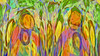 Bildschichten Fruechteteller 70 (wos---art) Tags: früchte arrangements stillleben fotografie bildschichten früchteteller obstteller geschnittenesobst früchtestücke inliebe füresther obst orangen kiwi banane birne himbeeren ananas weintrauben apfel