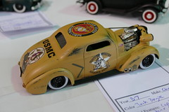 Model car contest (bballchico) Tags: modelcars modelcarcontest model 124thscale plastic design custom grandnationalroadstershow carshow