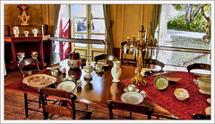 el comedor - Casa Museo Quinta de Bolívar - Bogotá (°° OJOS DE AGUA °°) Tags: bogotá cundinamarca colombia 2017 casamuseo quintadebolívar