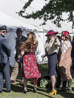 2017 Goodwood Revival: Ladies
