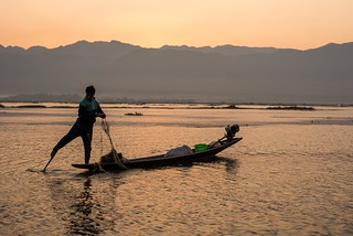 Fisherman of Inle Lake