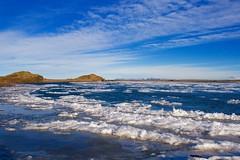 Ölfusá (skolavellir12) Tags: river ölfusá iceland selfoss islandia island ice icy elv