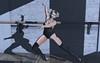 #191 News from Moda ♥ LePunk ♥ Izzie`s ♥ Truth ♥ (Mila van Nelle) Tags: moda lepunk boots thigh high bodysuit maitreya bodyglitter glitter catwa shoes hair truth gift valentine ballet gym