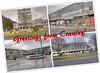 """""""Greetings from Crawley"""" (marktandy) Tags: crawley townhall civichall towncentre brutalist february 2018 beastfromtheeast sussex newtown postcard concrete dystopia jesuswept whatweretheythinking evenworsethancroydon rx100m2"""