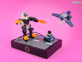 Micro Robo Attack
