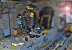 The Insurgency; On The Prowl (W. Navarre) Tags: lego speeder bikes lsb contest entry scene all rebel
