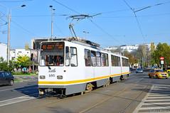 RATB București 186 (Andrei Pintea) Tags: ratb bucharest bucuresti romania tramvai tram v3a
