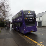 Reading Buses: new gas-powered Scanias for route 17 thumbnail