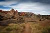 Garden of the Gods, Colorado Springs, CO. (scepdoll) Tags: gardenofthegods coloradosprings colorado winter rockformations redrocks