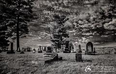 20180111 - 0005 - Chatham Township Cemetery (Buckeye Photography) Tags: cemetery chatham fuji fujifilm ir infrared township xm1 medina ohio unitedstates us route83