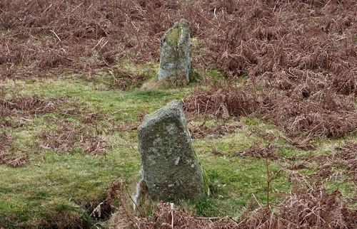 Hameldown stone row