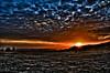 Sunset in the Simien Mountains. (reedit) (icarium82) Tags: africa hdr landscape sunset travel nature canoneos450d ethiopia mountain anisotropicdiffusion berg landschaft reise sundown amhara et dramaticsky burningsky softglow highplateau grassland grazing sundaylights
