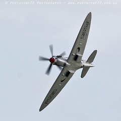 6469 BBMF Spitfire PS915 (photozone72) Tags: raf bbmf rafbbmf eastbourne airshows aircraft airshow aviation spitfire ps915 warbirds wwii props canon canon7dmk2 canon100400f4556lii 7dmk2