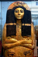 Outer Coffin (jacquemart) Tags: britishmuseum london egyptiangallery goods tombgoods egypt outercoffin