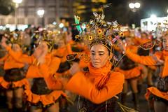 Antroxu 2018. Gijón. (David A.L.) Tags: asturias asturies gijón xixón antroxu carnaval desfile charanga noche nocturna
