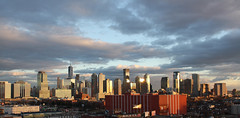 From the Heights (ktmqi) Tags: jerseycityheights newjersey hudsoncounty newyorkcity skyline fall buildings clouds sky home