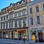 Belleville Ontario - Canada - Henderson Building -  297 Front Street  - Heritage thumbnail