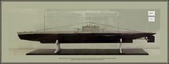 """6280 MuzHPMS Submarine """"Osvetnik"""" Royal Yugoslav Navy Built in Newcastle 1929. Podmornica Osvetnik Mornarica Kraljevine Jugoslavije Izgrađena 1929. Maketa Hrvatski pomorski muzej Split 2015 S 2473 HPMS_064 (Morton1905) Tags: 6280 muzhpms osvetnik royal yugoslav navy built 1929 podmornica mornarica kraljevine jugoslavije izgrađena maketa hrvatski pomorski muzej split 2015 s 2473 hpms064 newcastle submarine"""