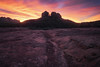 Arizona Fire (bryanchong.photo) Tags: cathedral rock sedona arizona az landscape sky burn clouds mountains red rocks wide angle outdoor nature sony a7rii 1635 sunrise