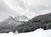 Chiesetta di San Giovanni (-arminius-) Tags: dolomiten chiesetta di san giovanni stjohann villnös ranui johanneskapelle kapelle kirche berge mountain alps alpen dolomiti winter schnee snow chapel
