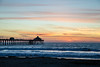 California Sunset (Chris Powell Photo) Tags: ocean pier sunset colors seascape