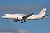 TS-IMT - 2012 build Airbus A320-214, inbound to Runway 25L at Frankfurt (egcc) Tags: 5204 a320 a320214 airbus azizaothmana eddf fra frankfurt lightroom main rheinmain tar tsimt tu tunisair